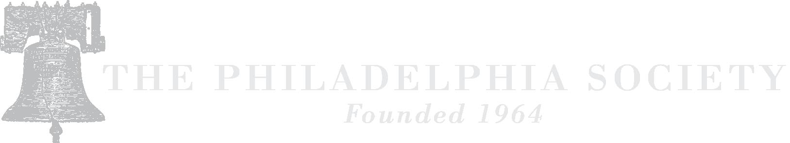 The Philadelphia Society logo