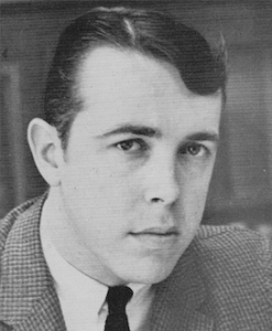 Stan Evans, Young